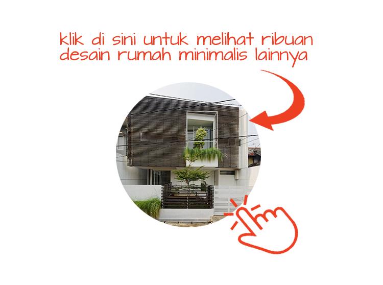 15 Contoh Denah Rumah Minimalis Modern Nyaman Dan Sederhana Arsitag