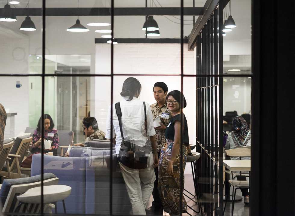 CoWorkInc Kemang (Sumber: manual.co.id)