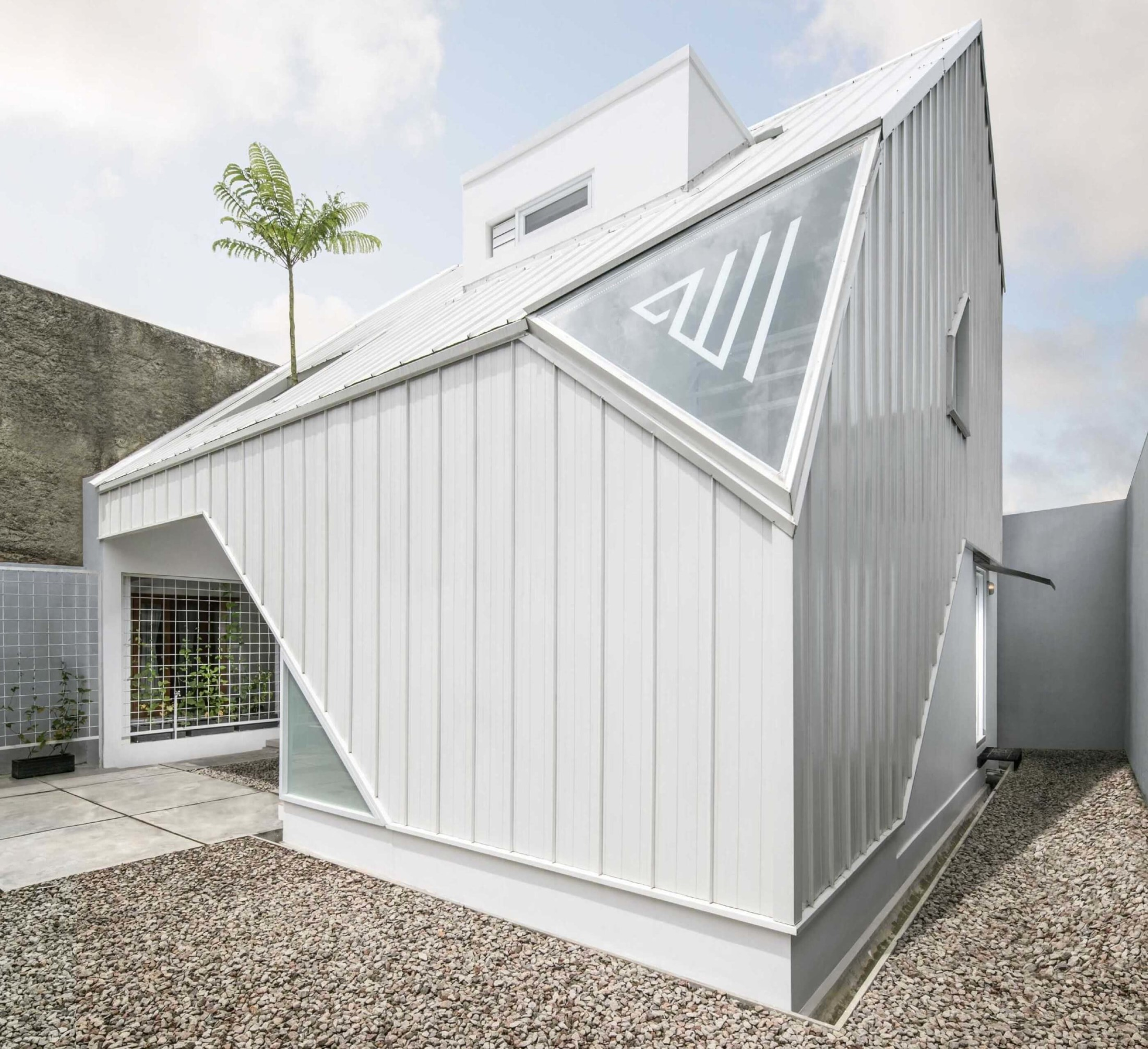 NOR House: Arsitektur Rumah Unik Bermandikan Cahaya | Foto artikel Arsitag