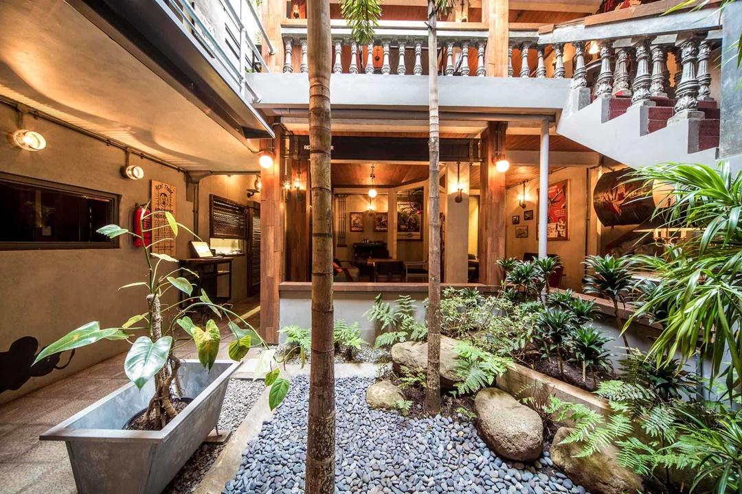 Desain Taman Dalam Rumah Yang Memberi Nuansa Menyegarkan | Foto artikel Arsitag