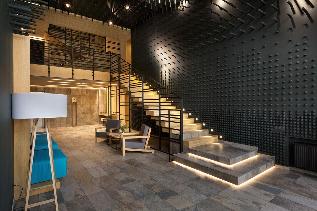 8 Contoh Desain Tangga Keren untuk Rumah Mewah Anda | Foto artikel Arsitag