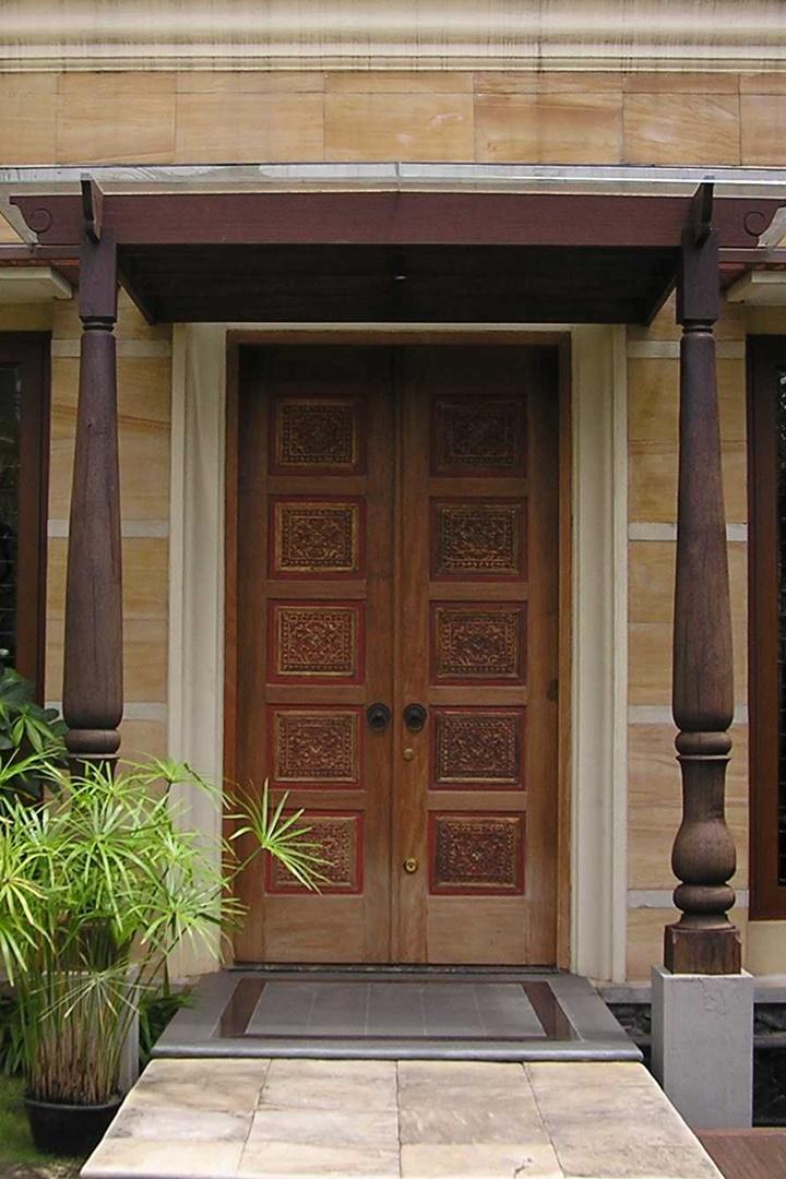 7. Pintu Masuk Pattimura Residence
