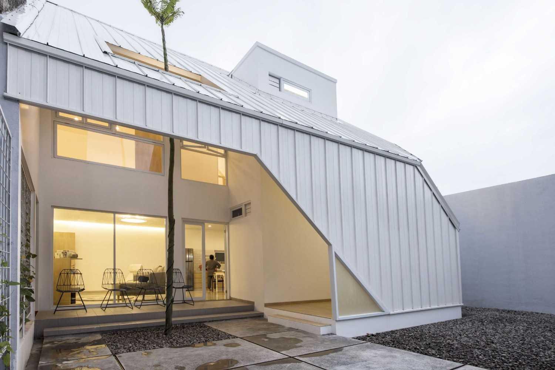 Ciri Desain Rumah Compact Yang Nyaman | Foto artikel Arsitag