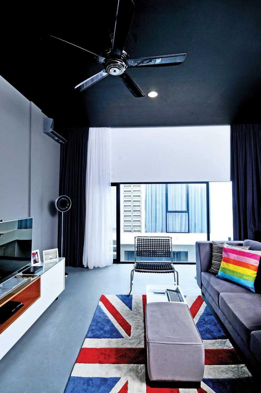ingin punya rumah lucu? yuk intip urban pop house karya vindo design