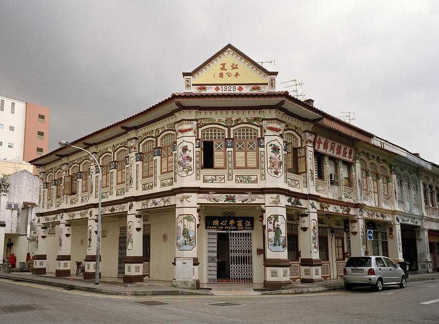Arsitektur Cina Peranakan | Foto artikel Arsitag