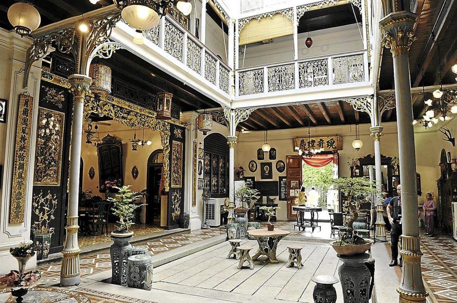 Pinang Peranakan Mansion (Sumber: www.thestar.com.my)