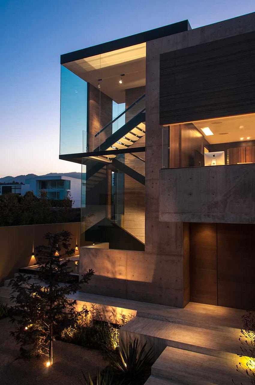 Studio Sitges, Studio Arsitektur Olson Kundig di sebelah Timur Laut Teluk Spanyol (sumber : inhabitat.com)