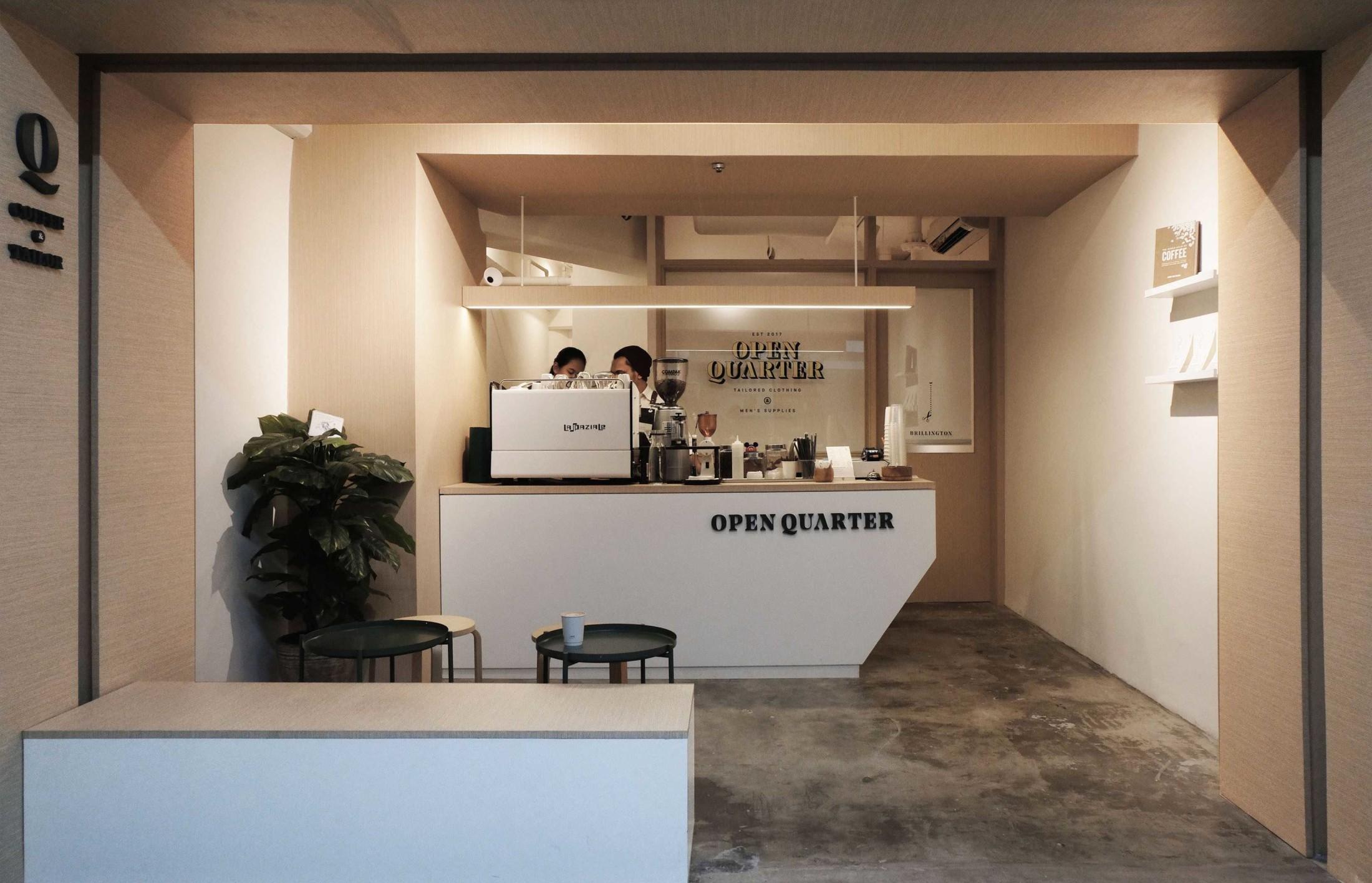 8 Desain Coffeeshop Super Simpel yang Tidak Ingin Anda Lewatkan | Foto artikel Arsitag