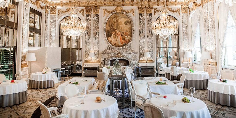 MiniPalais, Champs-Elysees, salah satu restoran Fine Dining terbaik di Paris (Sumber: www.telegraph.co.uk)