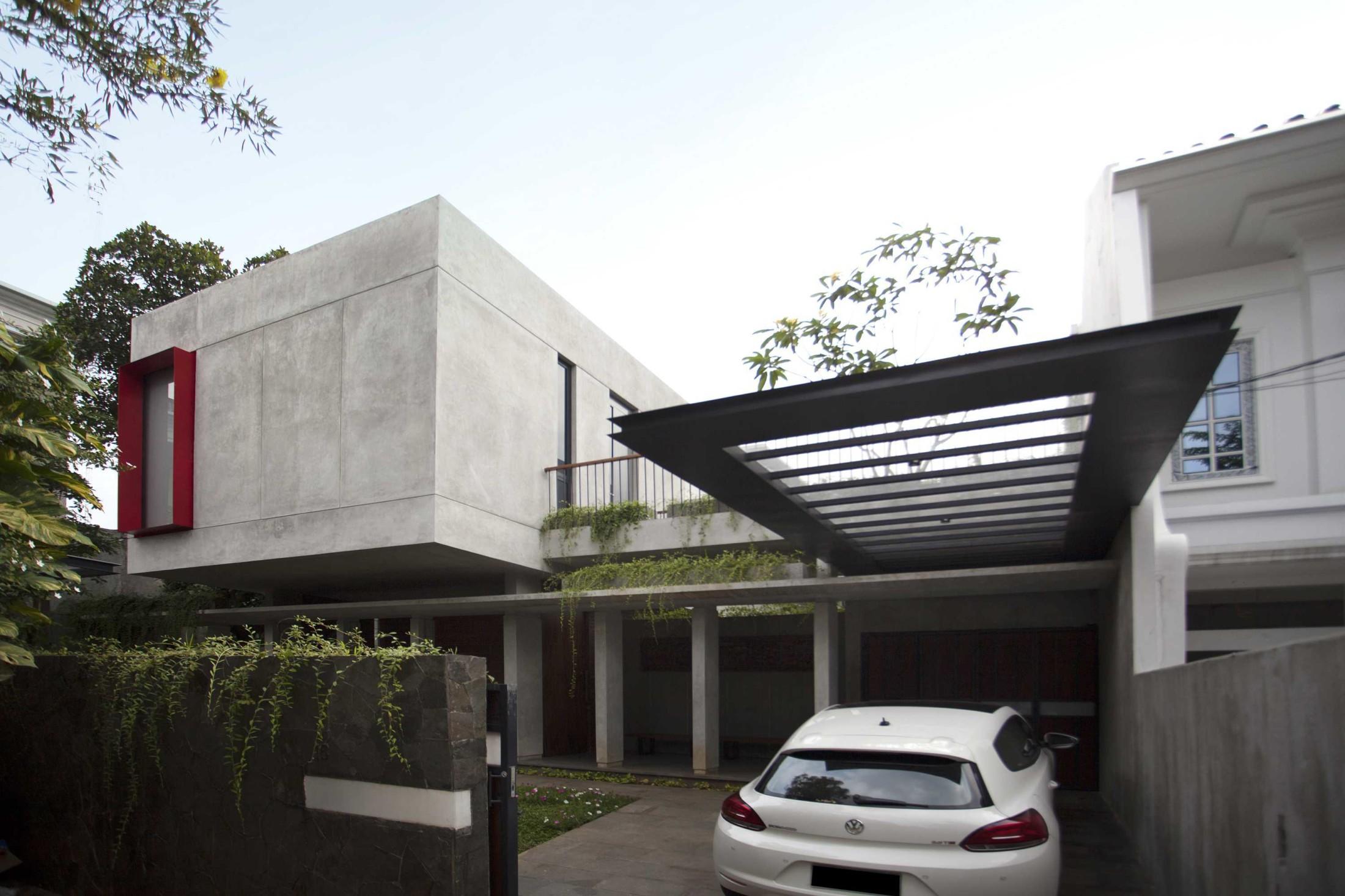 Ingin Punya Rumah Bergaya Industrial Minimalis? Lihat Karya Woso Studio Berikut Ini! | Foto artikel Arsitag
