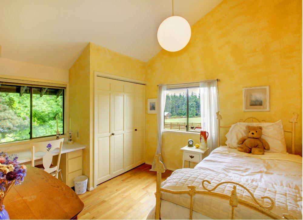 Yuk Bermain Dengan Warna Kuning Untuk Desain Interior Rumah