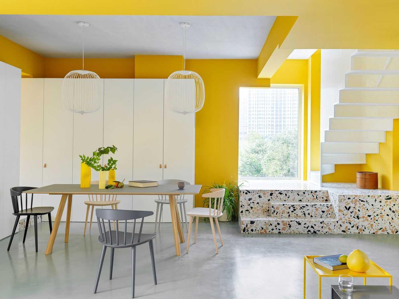 Yuk Bermain Dengan Warna Kuning Untuk Desain Interior Rumah Anda Yang Ceria Arsitag