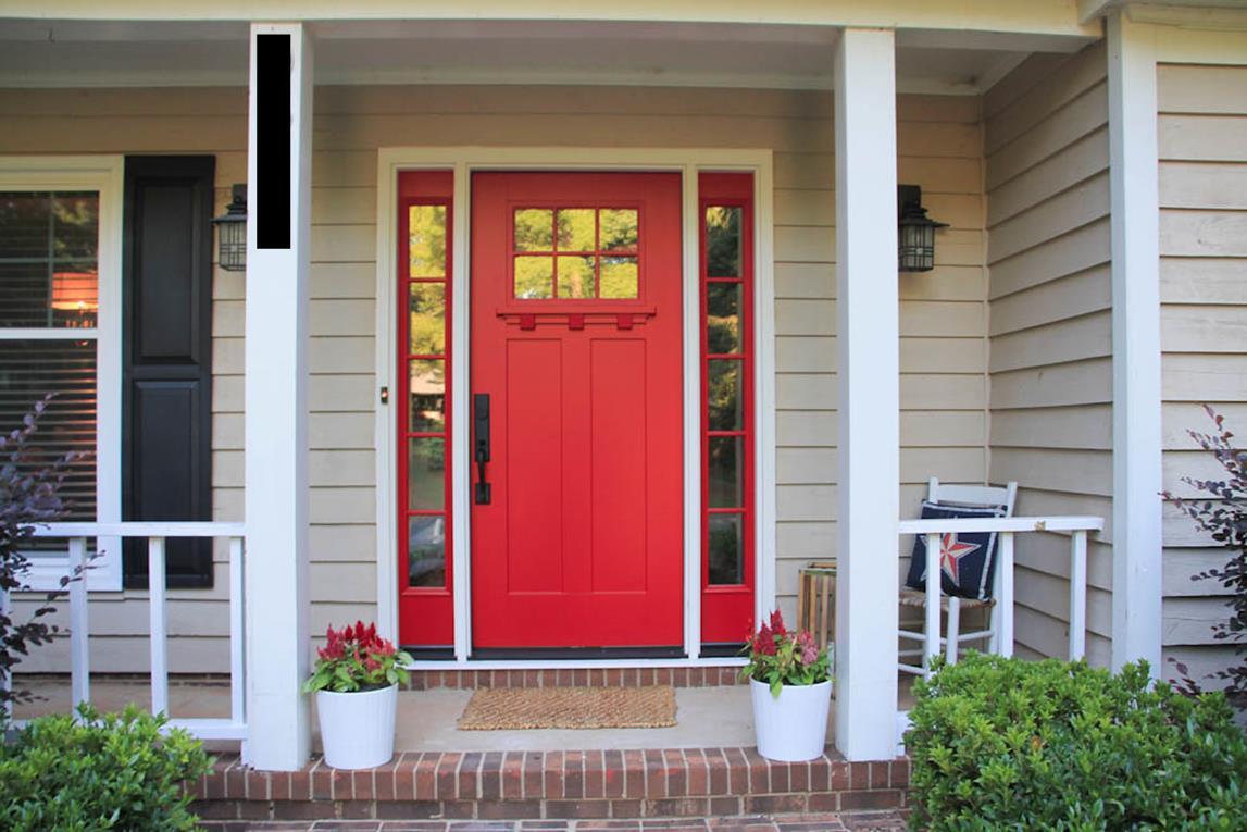 Pintu Merah