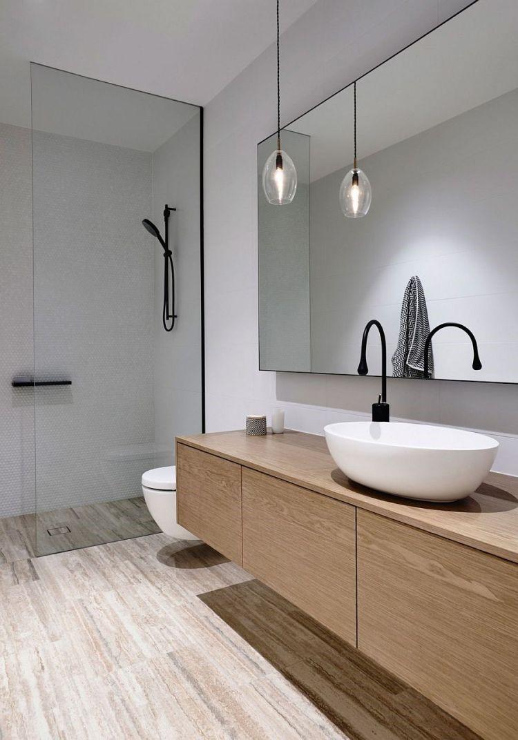 Perlu ditekankan sekali lagi, bentuk dasar dan minimalis pada fixture lampu lebih menonjol daripada detail atau hiasan yang rumit.