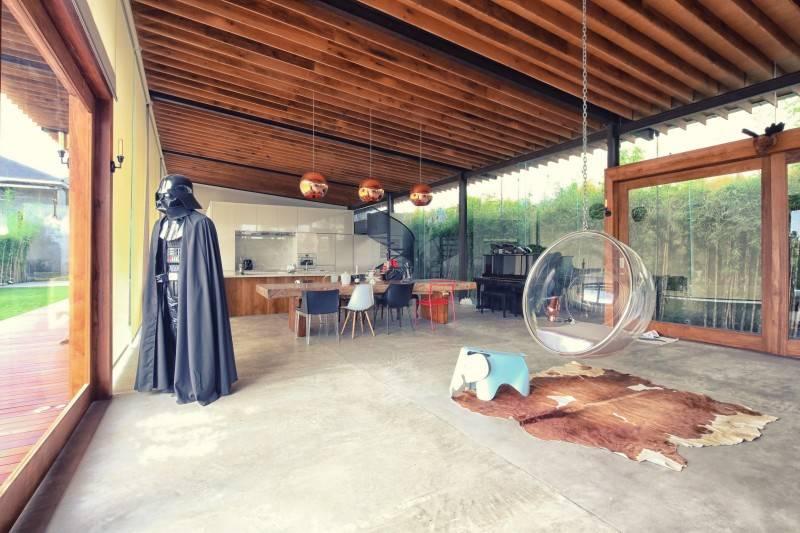 Bagaimana Cara Membuat Aliran Ruang yang Nyaman | Foto artikel Arsitag