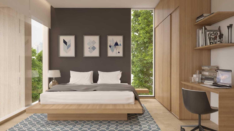 W residence karya Erre Luce (sumber arsitag.com)