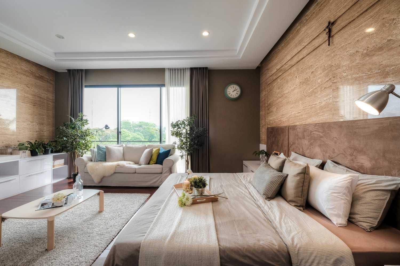 Kamar tidur urban minimalis modern yang nyaman (Sumber: arsitag.com)