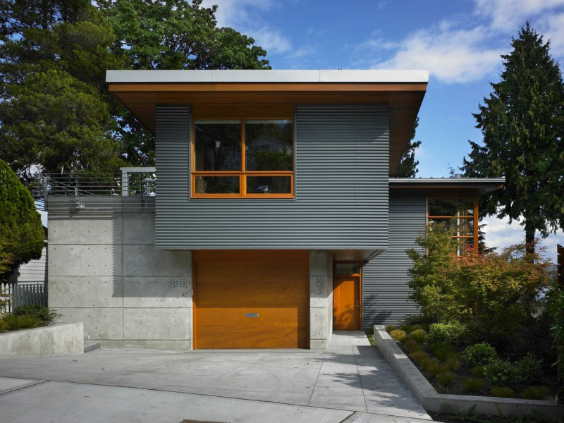 Leschi Residence by Adams Mohler Ghillino architects (Sumber: archdaily.com)
