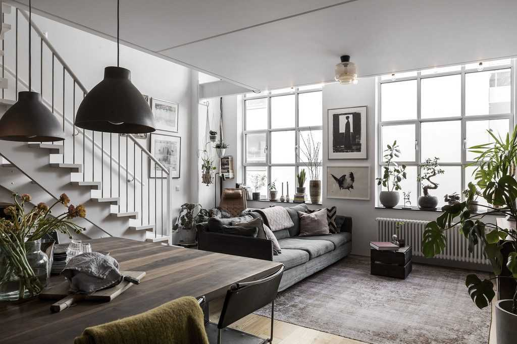 7 Desain Interior Business Loft Kaum Urban Kontemporer | Foto artikel Arsitag