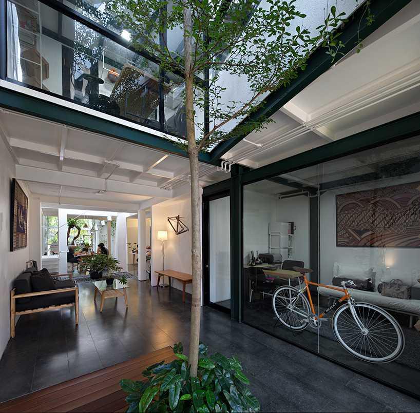Rumah Gerbong: Konsep Rumah Tumbuh untuk Hunian Urban Masa Kini | Foto artikel Arsitag