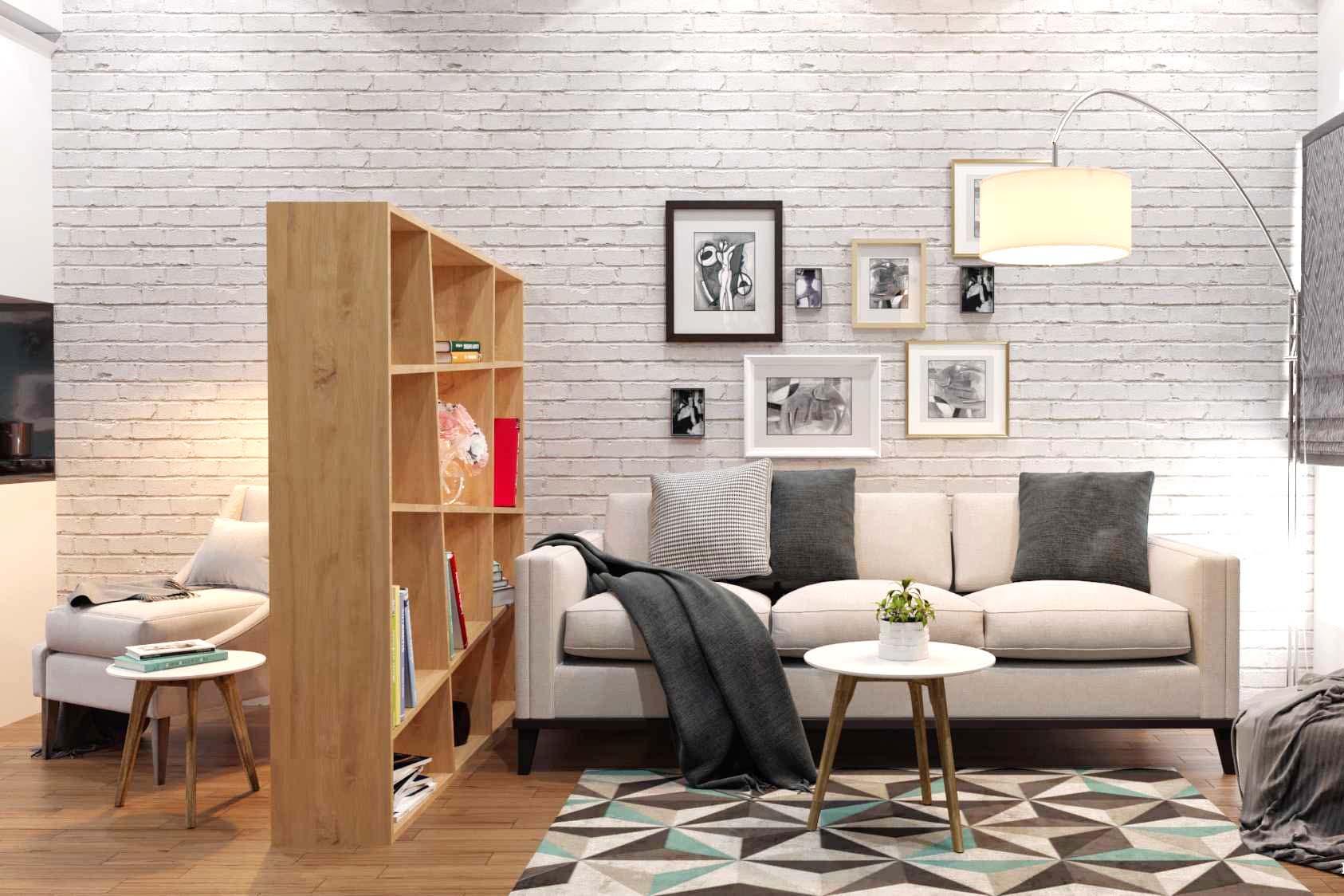 Inspirasi Desain Sekat Ruang Kreatif Yang Bisa Mempercantik Rumah