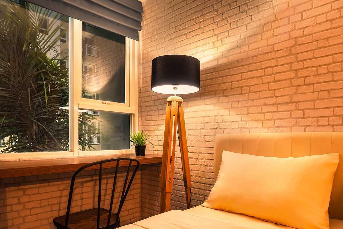 Kreasi Dekorasi dan Pencahayaan Ruang Cantik dengan Standing Lamp | Foto artikel Arsitag