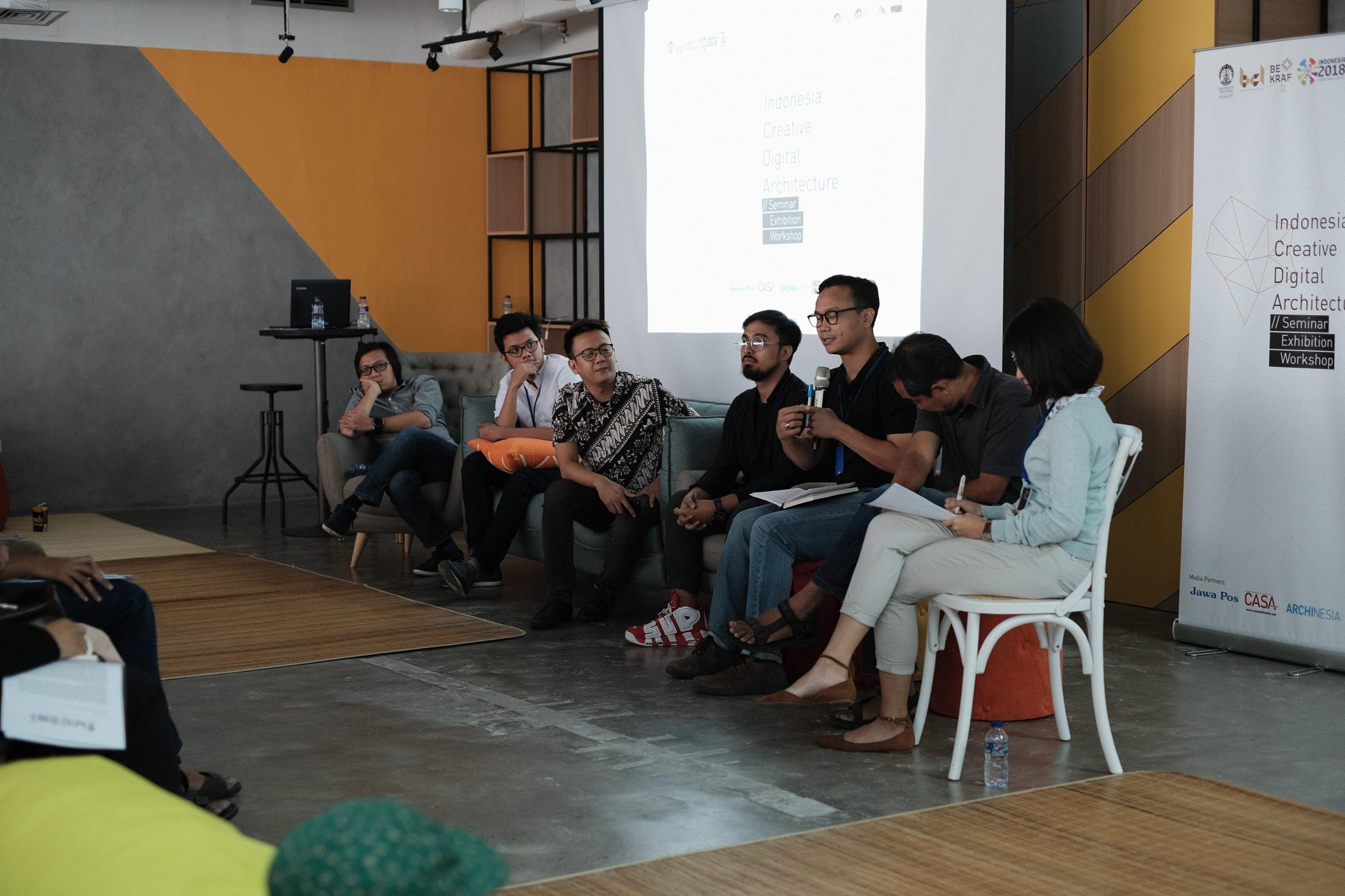 Seminar hari kedua ICDA (Sumber: Universitas Indonesia)