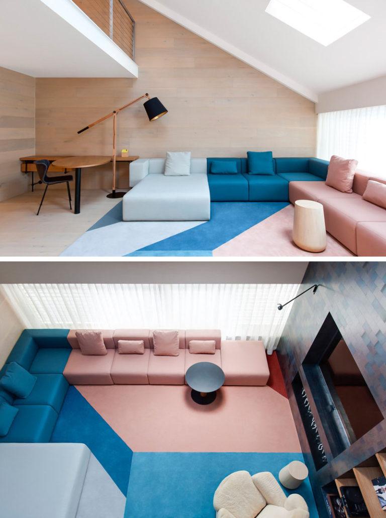 Memilih Furnitur Ruang Tamu dengan Nuansa Pastel
