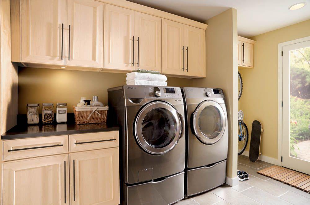 Tips dan Trik Sederhana Agar Ruang Servis di Rumah Anda Kelihatan Rapi dan Bersih | Foto artikel Arsitag