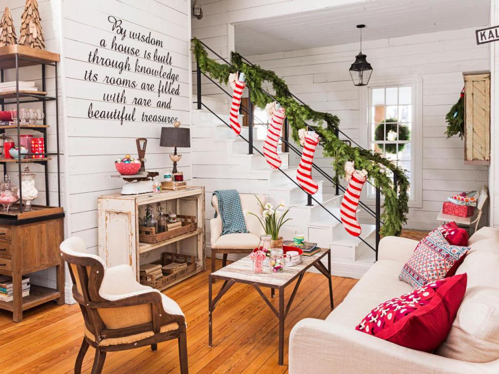 Dekorasi Natal dengan Sentuhan Modern