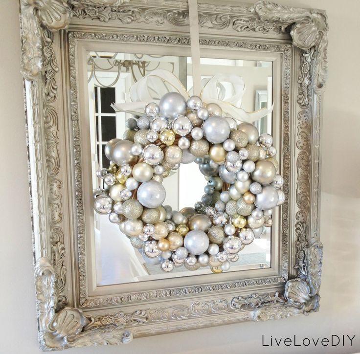 Membuat Ornament Wreath Sebagai Dekorasi Natal