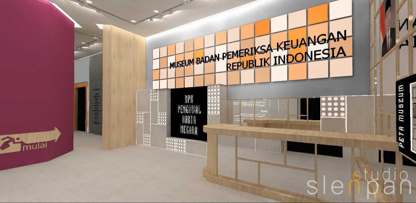 Museum Badan Pemeriksa Keuangan Republik Indonesia karya Studio Slenpan (Sumber: arsitag.com)
