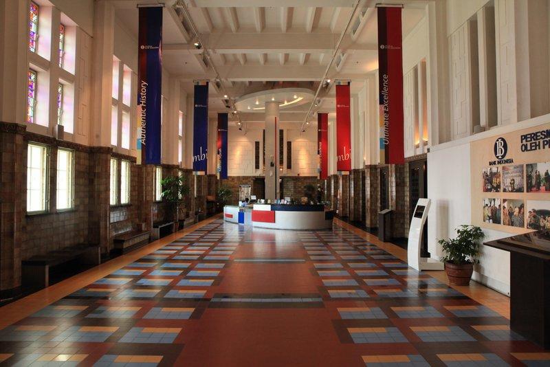 Museum Bank Indonesia (Sumber: www.jakarta100bars.com)