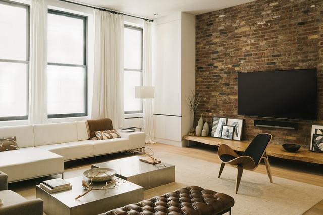Ruang Santai Bergaya Urban