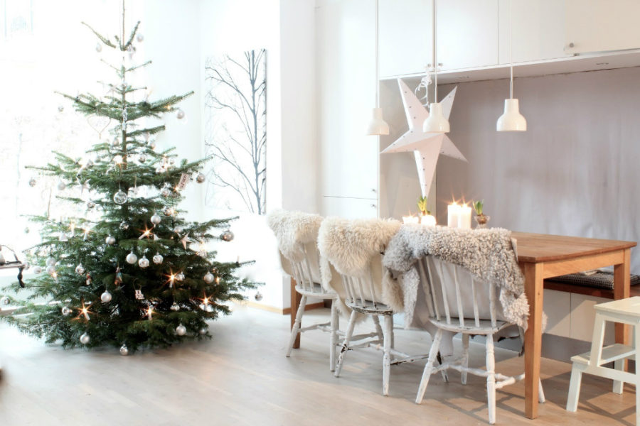 Dekorasi Natal Minimalis Nan Elegan Ala Skandinavian | Foto artikel Arsitag