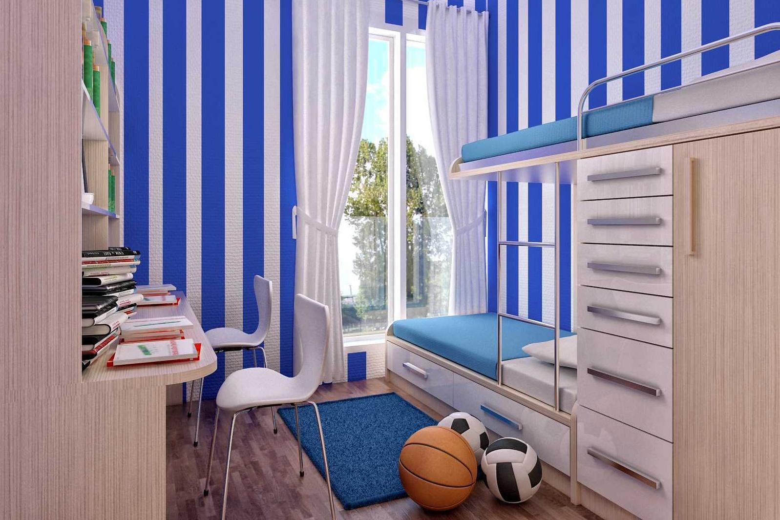 Kamar Tidur Menggunakan Bunk Bed Juga Bisa Tampil Keren Lho! | Foto artikel Arsitag