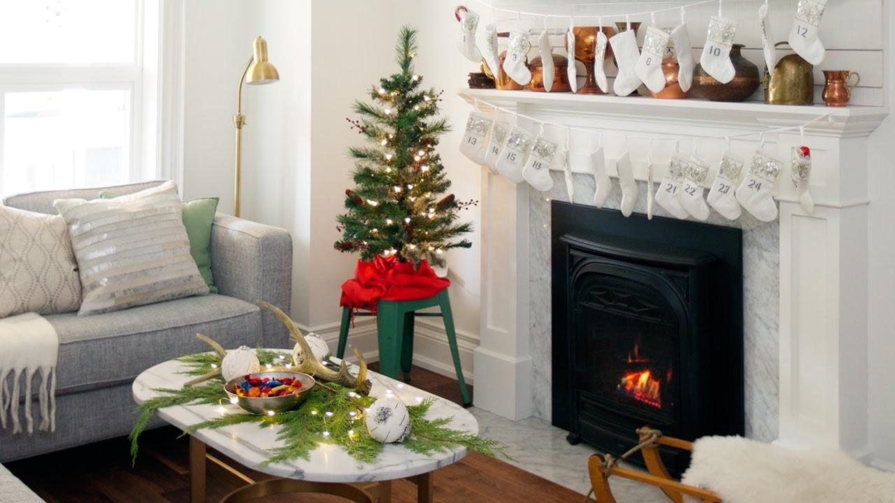 Berbagai Ide Pohon Natal Mini untuk Mempercantik Rumah Mungil Anda | Foto artikel Arsitag