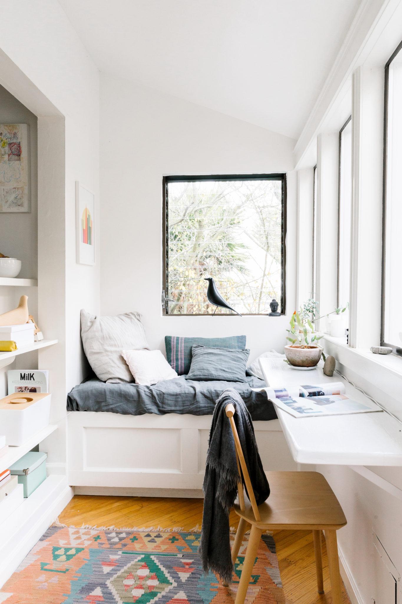 Ruang Baca Sekaligus Ruang Bersantai