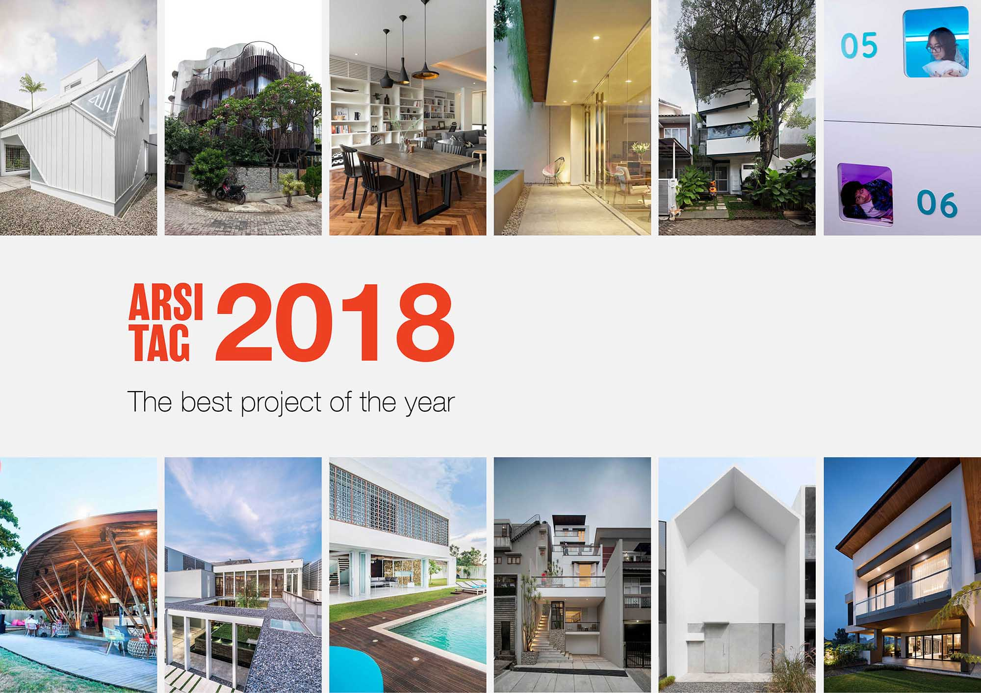 Arsitag 2018: The Best Project of the Year | Foto artikel Arsitag