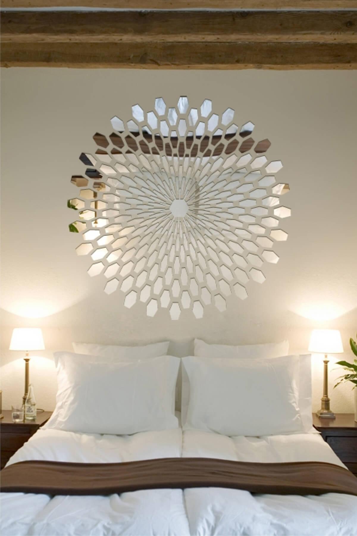 Kaca Untuk Dekorasi Kamar Tidur