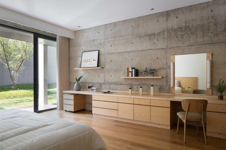 Kesederhanaan yang Indah dari Desain Interior Minimalis BBA-Hikari House | Foto artikel Arsitag