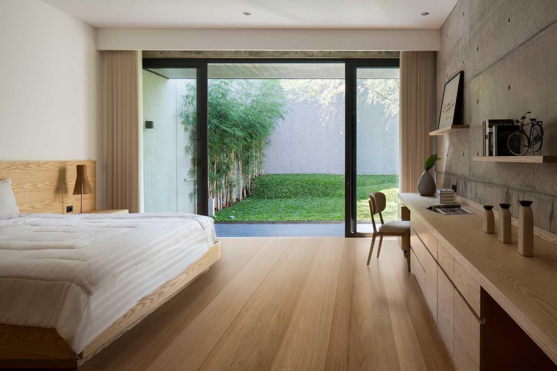 Desain interior minimalis yang sederhana namun indah (Sumber: arsitag.com)