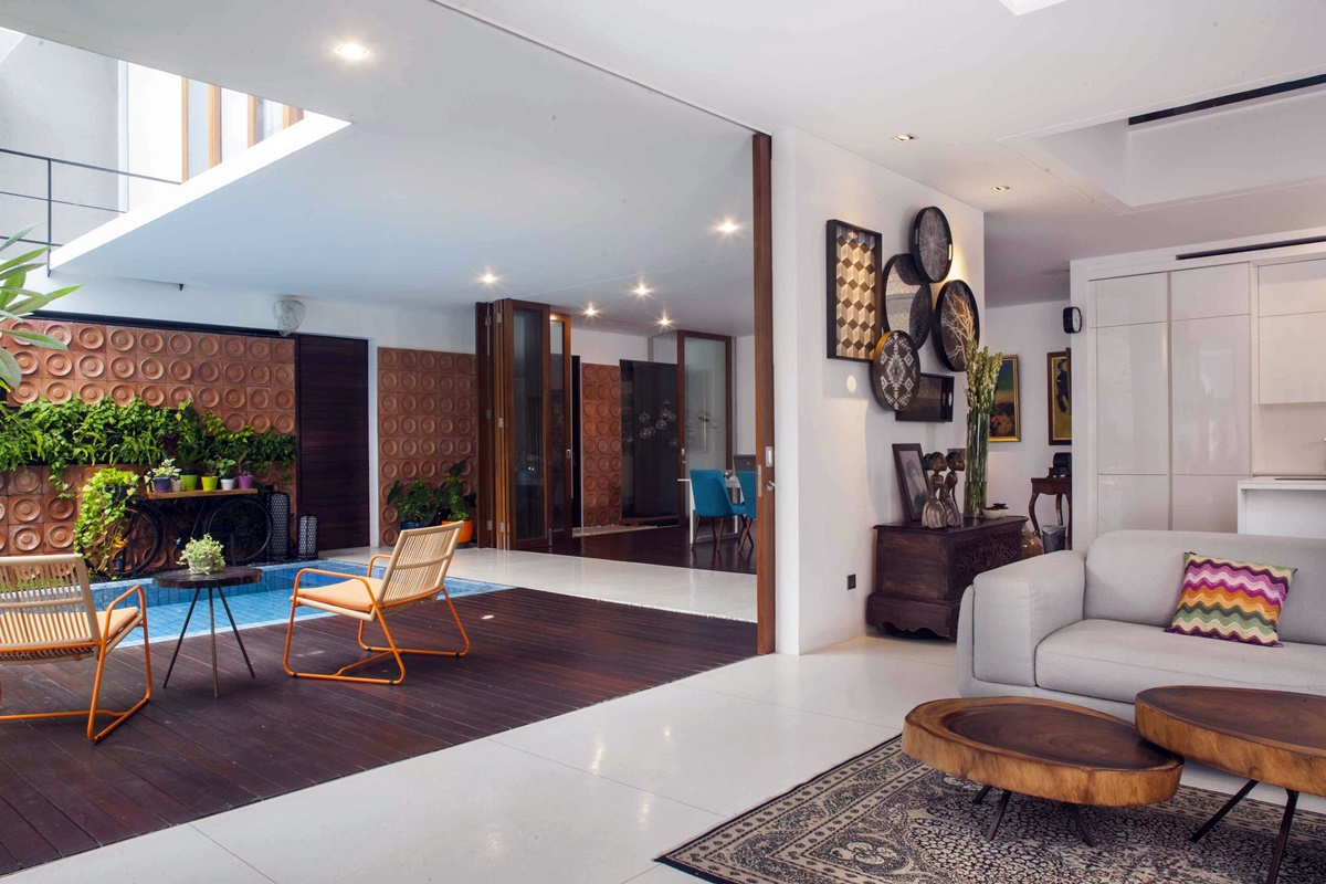 Karya seni interior