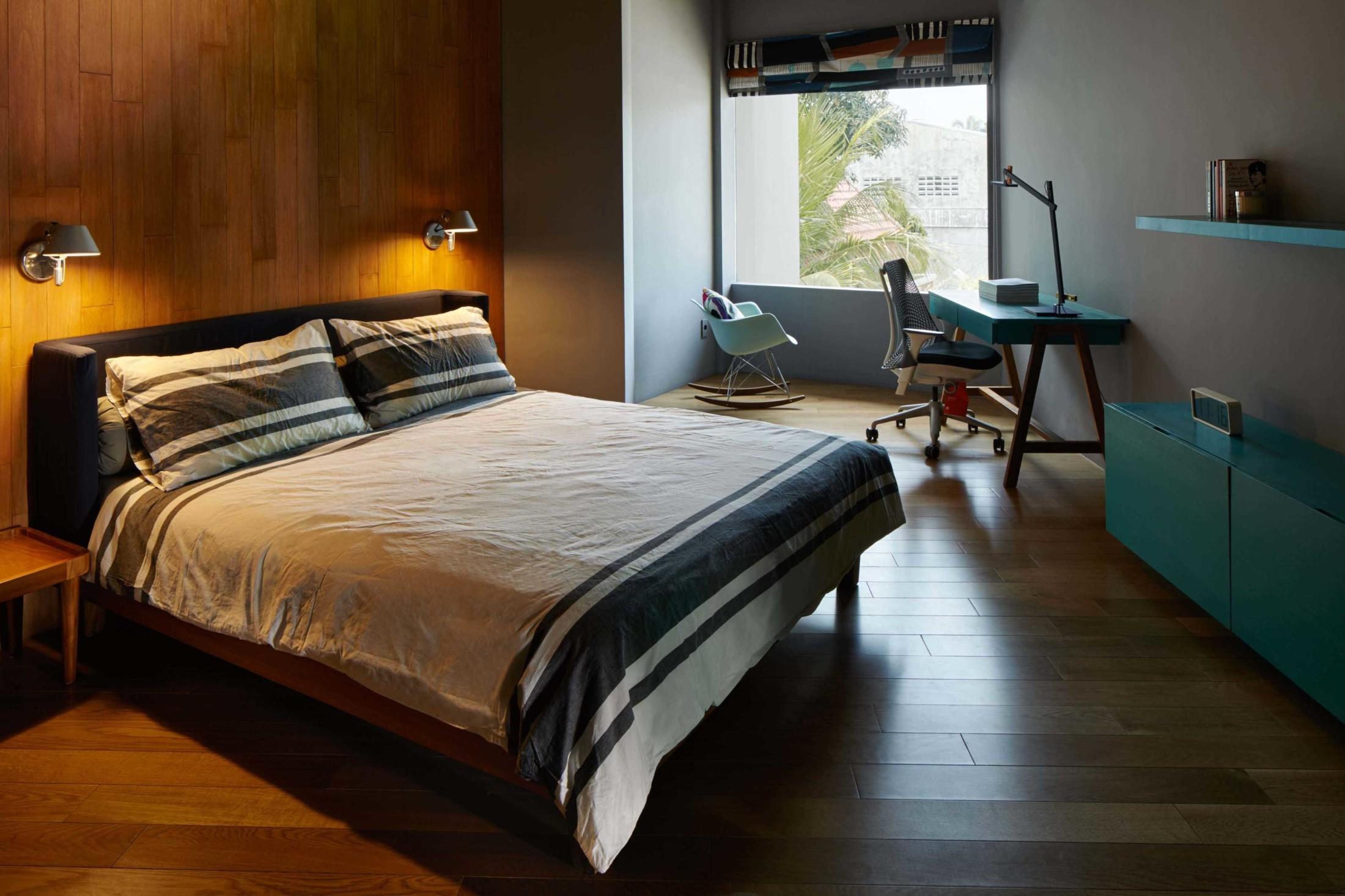 Pencahayaan alami yang cukup untuk kamar tidur yang sehat dan nyaman (Sumber: arsitag.com)
