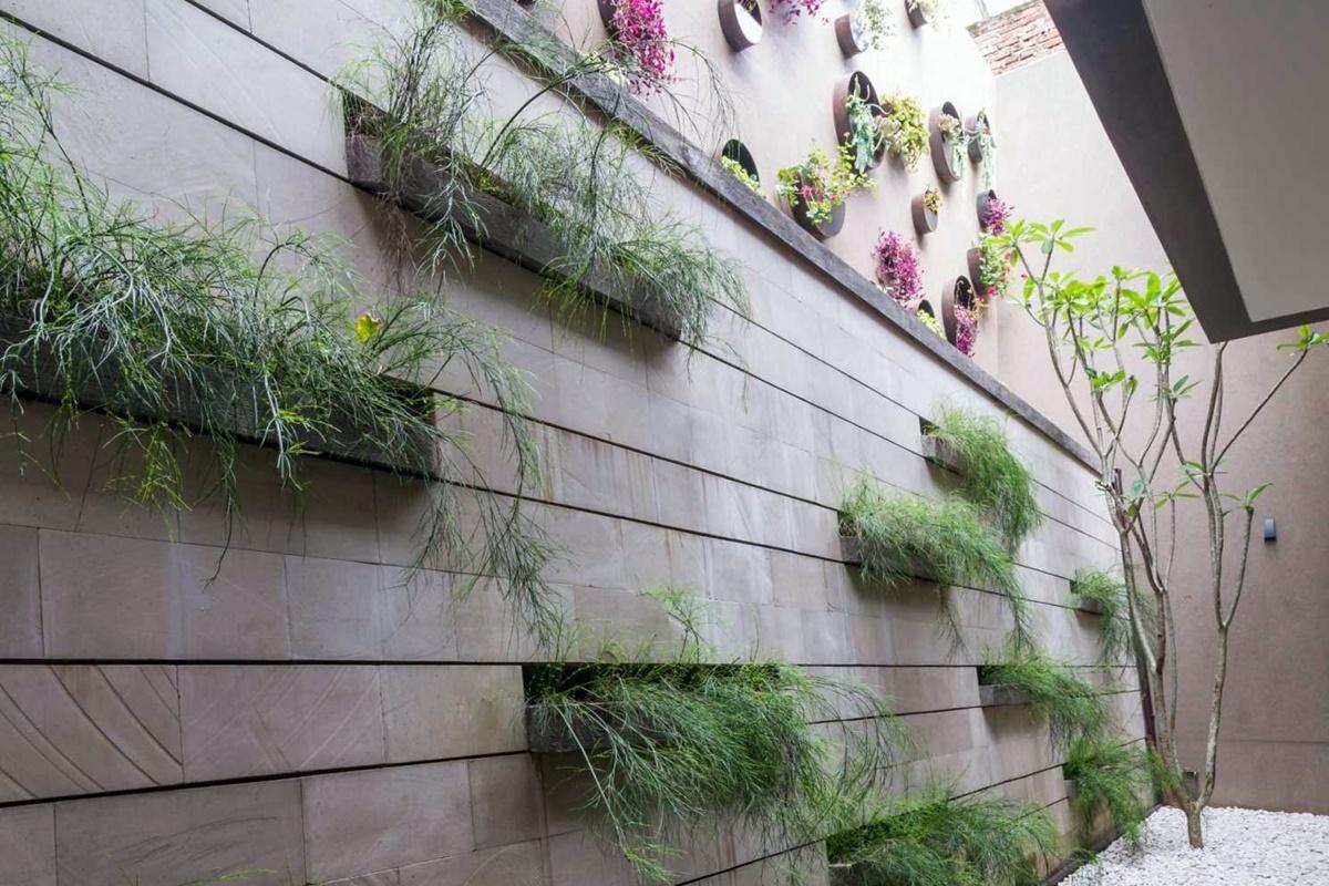 8 Inspirasi Desain Taman Kecil Di Belakang Atau Samping