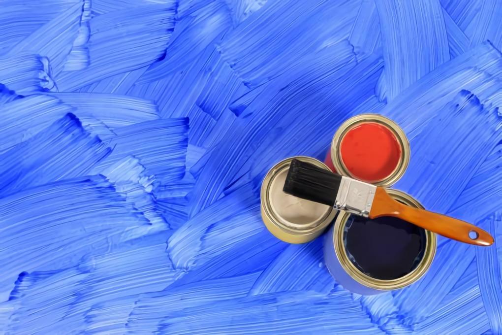 Dinamisasi warna dan tekstur memicu ide-ide kreatif dan inovatif (Sumber: acepaints.acehardware.co.id)