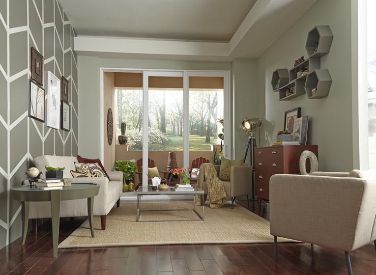 Warna abu-abu, warna alami yang memikat (Sumber: thepaintstudio.com)