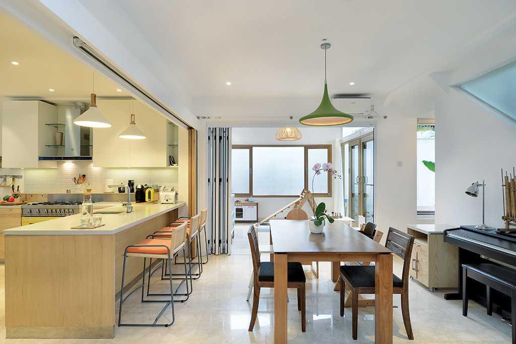 Hal-hal Penting yang Perlu Diperhatikan dalam Desain Ruang Makan Minimalis | Foto artikel Arsitag