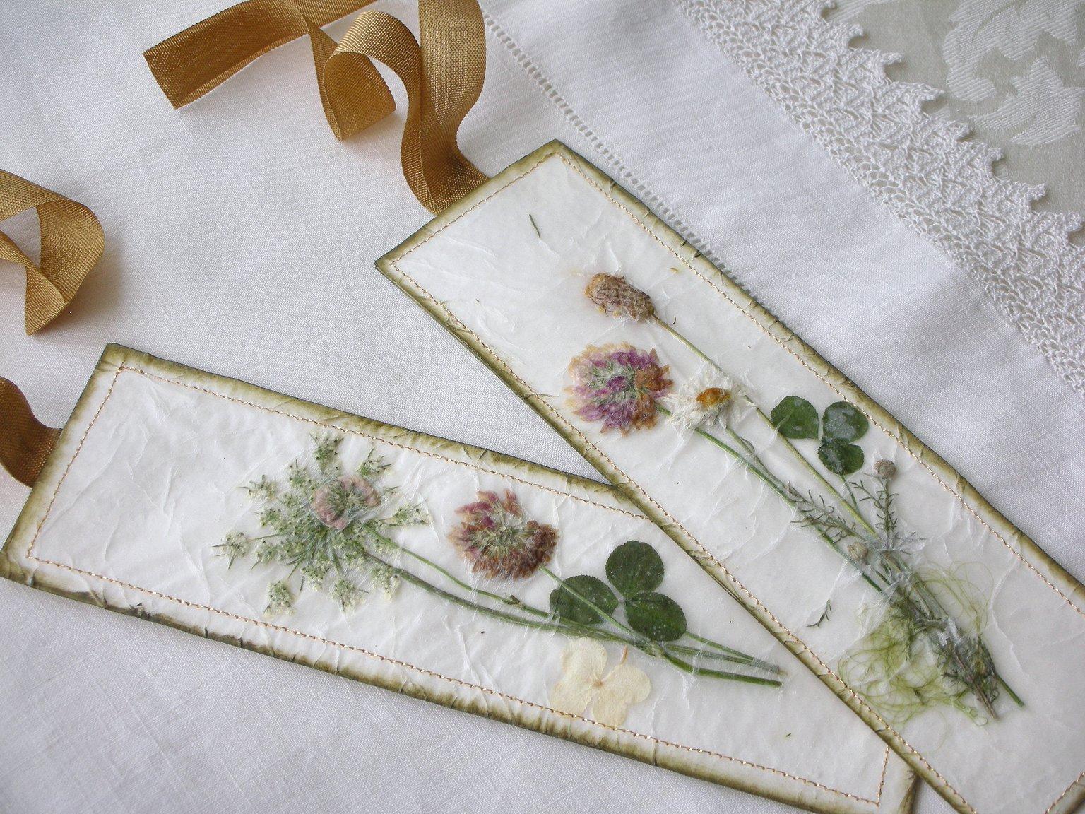 Pilihan dekorasi kamar dengan pressed flower (Sumber: diys.com)