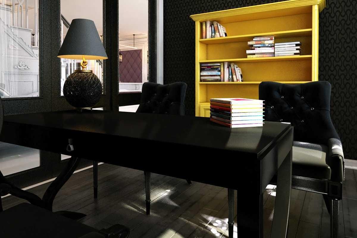Home office Mutiara di Medan karya La.Casa (Sumber: arsitag.com)
